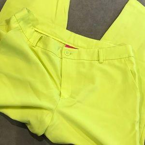 Mello Yellow Funky Slacks